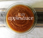 applesauce, slowcooker, easy, cinnamin, fall, recipes, army wife to suburban life, housewife, kids