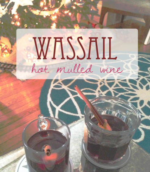 A Colonial American Hot Mulled Wine Recipe @ Army Wife To Suburban Life
