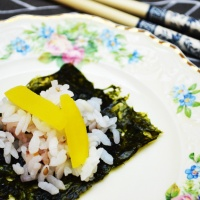 How to Make a Snack with Sticky Rice