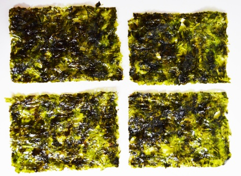 seaweed snack size