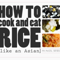 For the Love of Sticky Rice